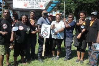 Tackling Gender-based Violence in PNG
