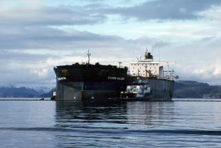 Exxon Valderz Oil Spill 1989