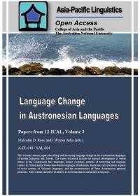 Papers from 12-ICAL, 3: Language change in Austronesian languages